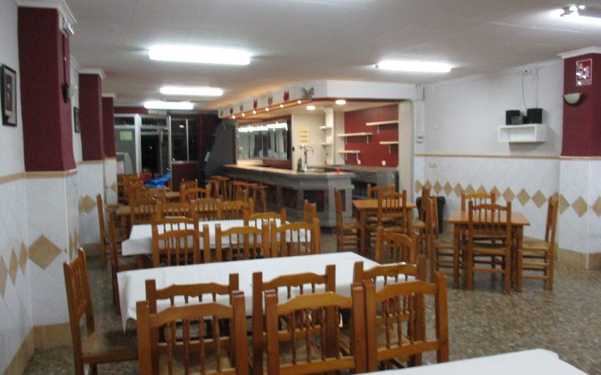 Restaurante en Venta Nules (Zona San Joaquin)